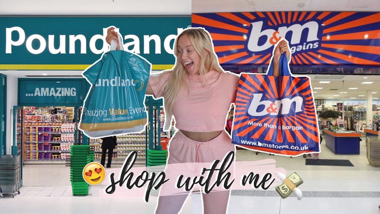 [VIDEO] - Shop With Me: POUNDLAND + B&M! NEW IN SEPTEMBER 2019 3