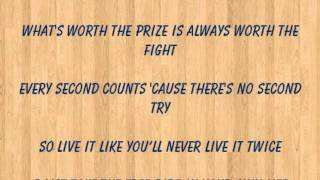 If Today Was Your Last Day - Nickelback (Lyrics)