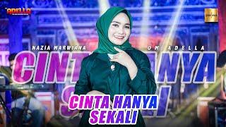 Download lagu Nazia Marwiana Ft Adella Cinta Hanya Sekali Live