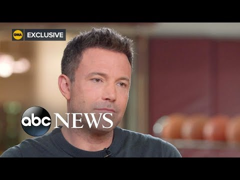 Ben Affleck shares how he got better and moved on after struggles with alcohol, Part 1    ABC News