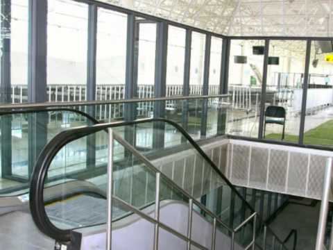 Addis Ababa Bole Int'l Airport inside view