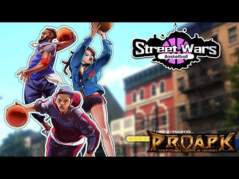 Street Wars: Basketball Gameplay Android / iOS