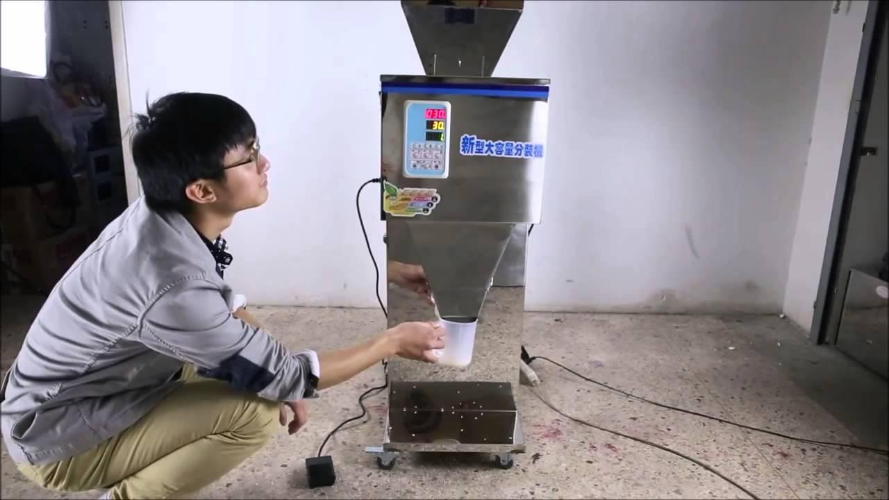 Dosificador Para Granos: Dosificadora Y Llenadora De Polvos Y Granos 25 1200grs WWW