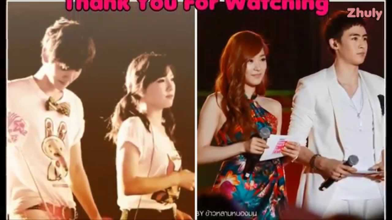 nichkhun and tiffany dating pictures rose