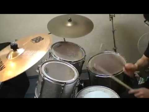Some Sense Of Security - SAOSIN drum Cover