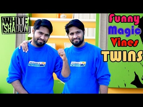Funny magic vines | #5 (Twin from mirror)