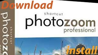 How to Download & Install Plugin PhotoZoom Pro 4
