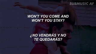 Coldplay - Daddy Subtitulado Español/Ingles Lyrics!
