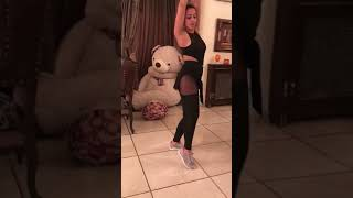 رقصة احترافية على اغنية كرملة السيكسي ليدي 😍