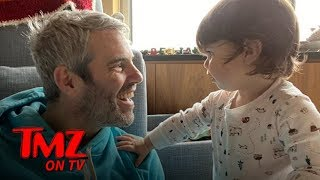 Andy Cohen Reunites with Son After Coronavirus Recovery | TMZ