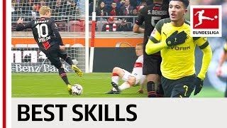 Top 5 Best Skills April - Sancho, Brandt, Gnabry & More