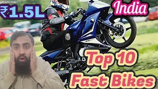 Pakistan React on Top 10 fast Bikes Of ₹1.5L To Buy In India 2017-2018 | AS Reactions