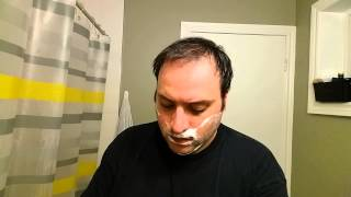 Anthony Esposito Gold Dolla Straight Razor! Review