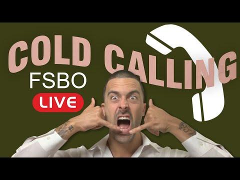 LIVE FSBO Cold Call