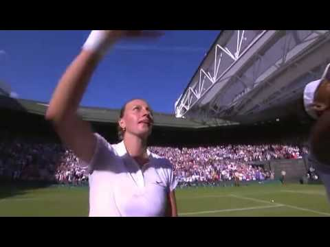 Kvitova wins epic v Venus Williams - Wimbledon 2014
