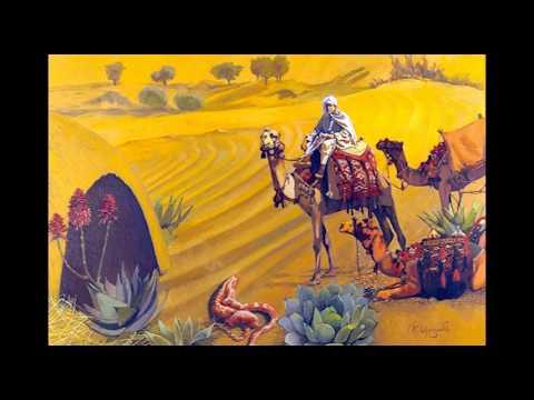 Ավետիք Իսահակյան, «Աբու Լալա Մահարի»