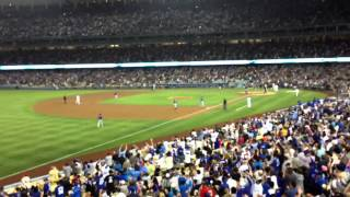 Dodger Game VS Mets