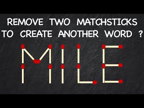 10 Matchstick Puzzle