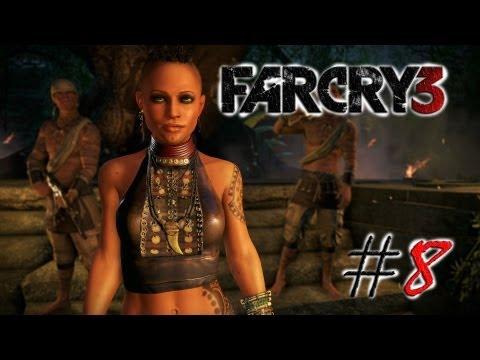 Смотреть прохождение игры Far Cry 3. Серия 8 - Цитра.