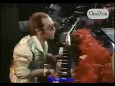 Step Into Christmas-Elton John