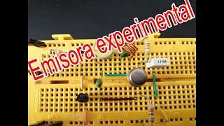 emisora experimental