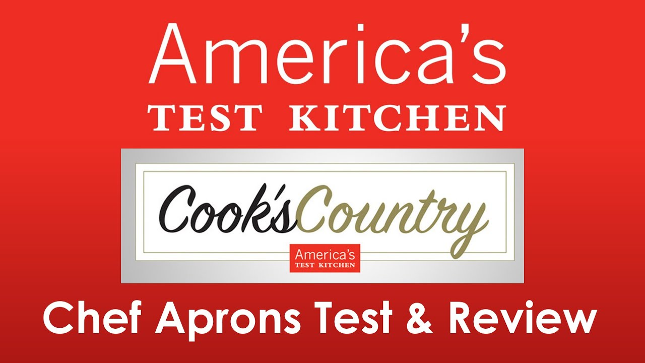 Bragard USA America s Test Kitchen Cook s Country Chef