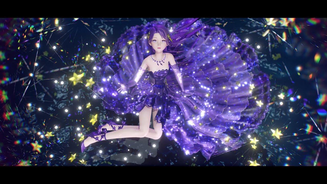 Download 【Shining Nikki MMD / 闪耀暖暖MMD】Sea of star星之海 × Requiem   stars fall onto my dress繁星坠落于我的裙摆之间   安魂曲  
