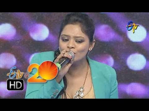 Anudeep,Ranina Reddy Performance - Alludu Seenu Song in Warangal ETV @ 20 Celebrations