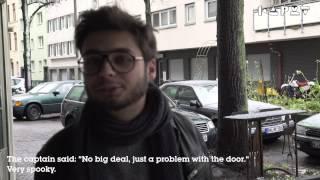 """Damiano von Erckert, """"My Worst Flight"""" (Kaput - Magazin für Insolvenz & Pop)"""