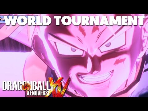 Dragon Ball Xenoverse - BODY CHANGE IN THE WORLD TOURNAMENT?! - (Xbox One Gameplay) E126