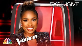 Jennifer Hudson on Blast - The Voice 2018 (Digital Exclusive)