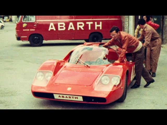Tomaini Racconta: Carlo Abarth - Le Competizioni e i Record - Davide Cironi Drive Experience (SUBS)