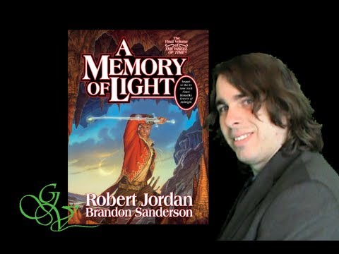 Book Review: A Memory of Light - The Gentleman Voice