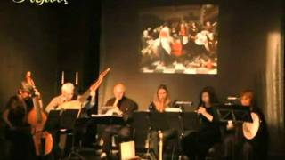 Ensemble Kelsos, April 2011 - Anonymous:dancing suite from Poland, 1622