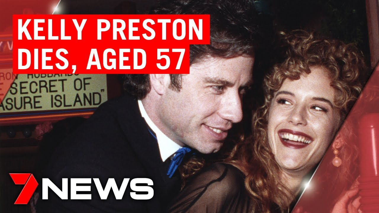 Actress Kelly Preston, wife of John Travolta, dead at 57