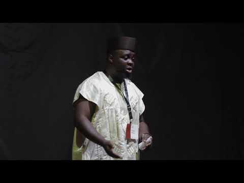 Building a Successful Business: Lessons from an African Entrepreneur  | Danjuma Balogun | TEDxBodija