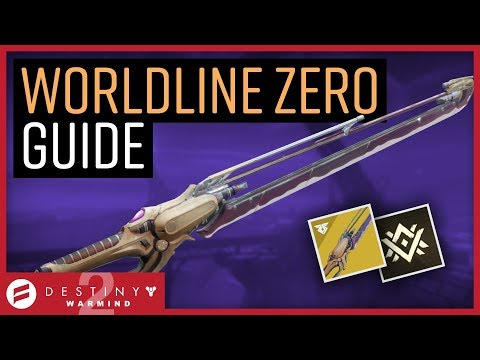 Destiny 2 - Worldline Zero Guide & Review // Sleeper Quest Update