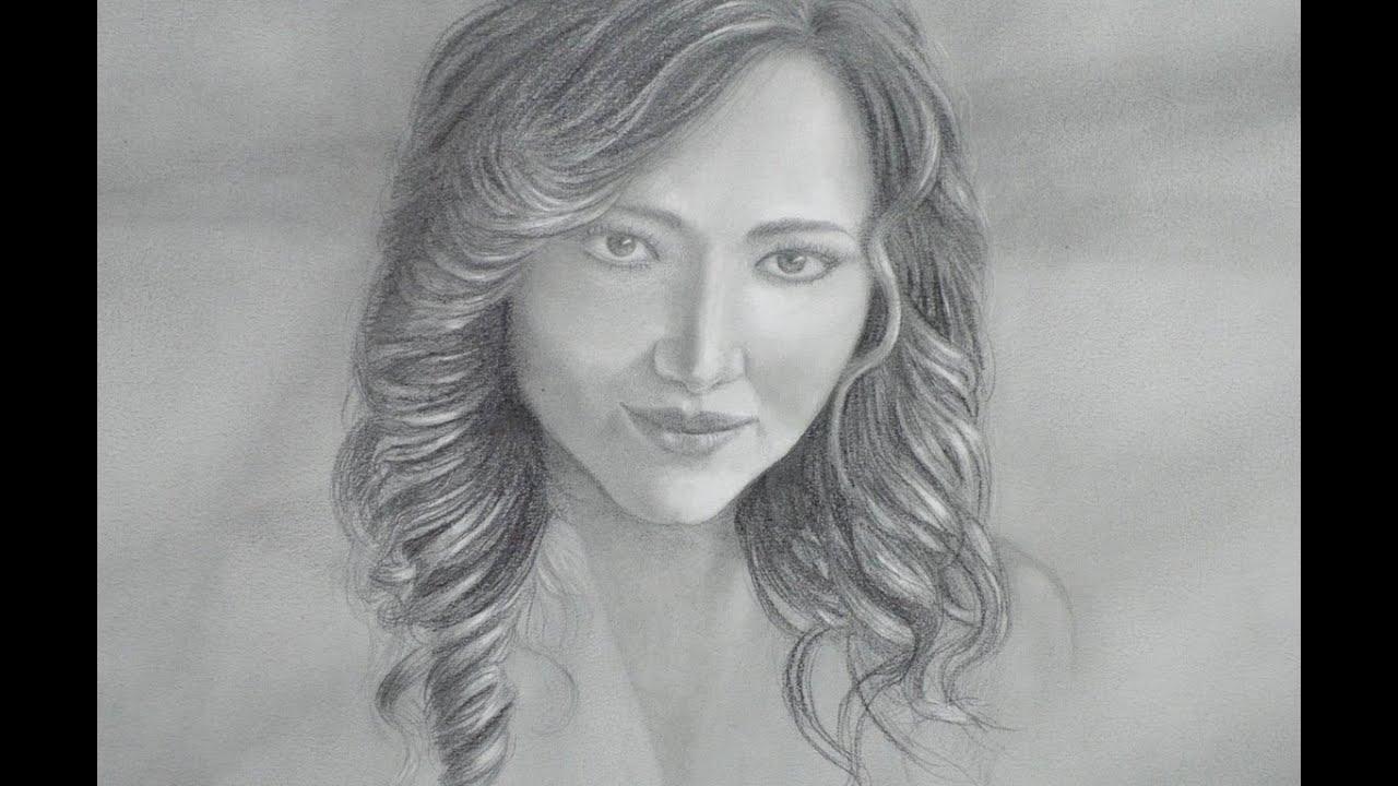 draw curls