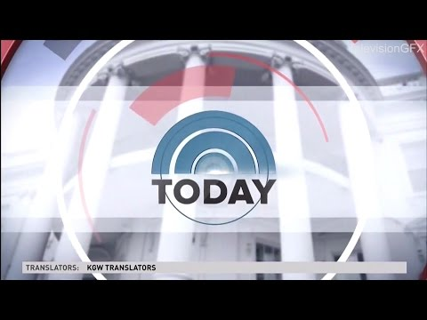 NBC Today Show Election Open 2016 (7am)