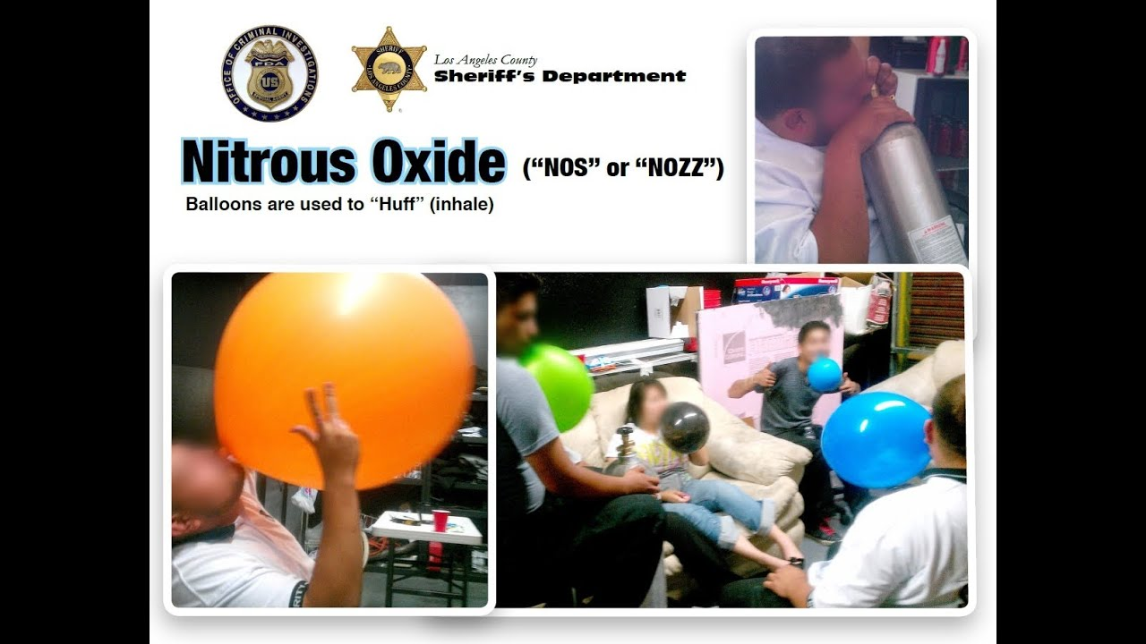 LASD,FDA,US Attorney Crack Down on Illegal Nitrous Oxide Sales During  Warrant Search