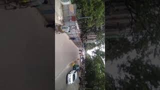 VC chattar to Shaheed Minar #DU