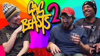 SPOILED SHOTS | Gag Beasts 2 (Pt. 1/2)