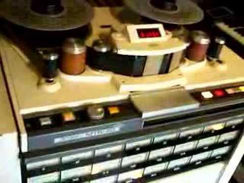 OTARI MTR 90 MK II MULTITRACK RECORDER 24 TRACKS.