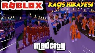 EFSANE KAÇIŞ PLANI 1.GÜN / Mad City Roleplay / Roblox Türkçe