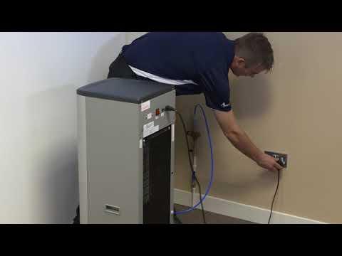 Waterlogic WL2500™  Installation