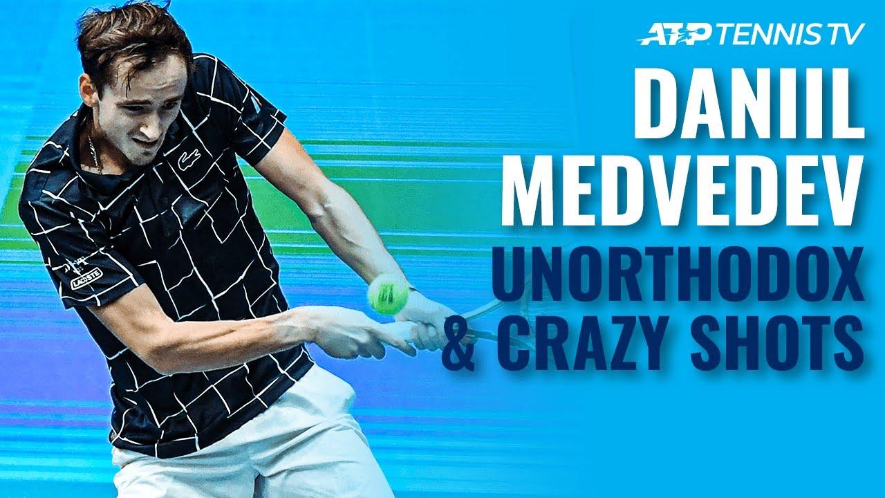 Daniil Medvedev: The Most Unorthodox Man in Tennis!