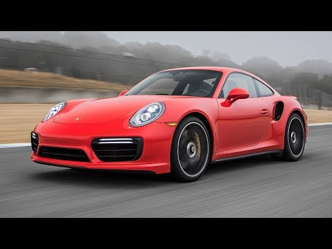 2017 Porsche 911 Turbo S Hot Lap! - 2017 Best Driver