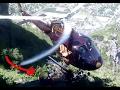 CLOSE Shave! Cliff Chopper Rescue HD - 1,000ft drop