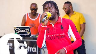 Shane E performs live in MoBay (1Xtra in Jamaica 2019)