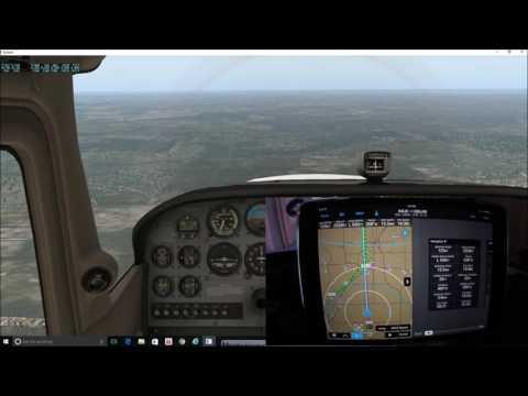 Garmin Pilot App Demo (Via X-Plane 11)